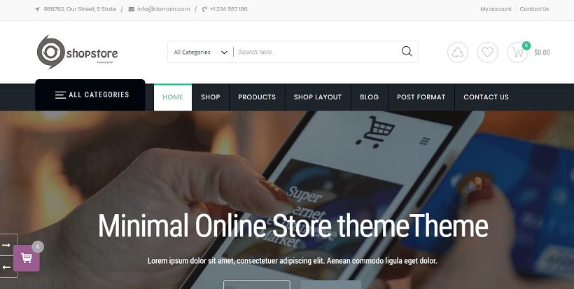 shopstore-woocommerce-wordpress-theme