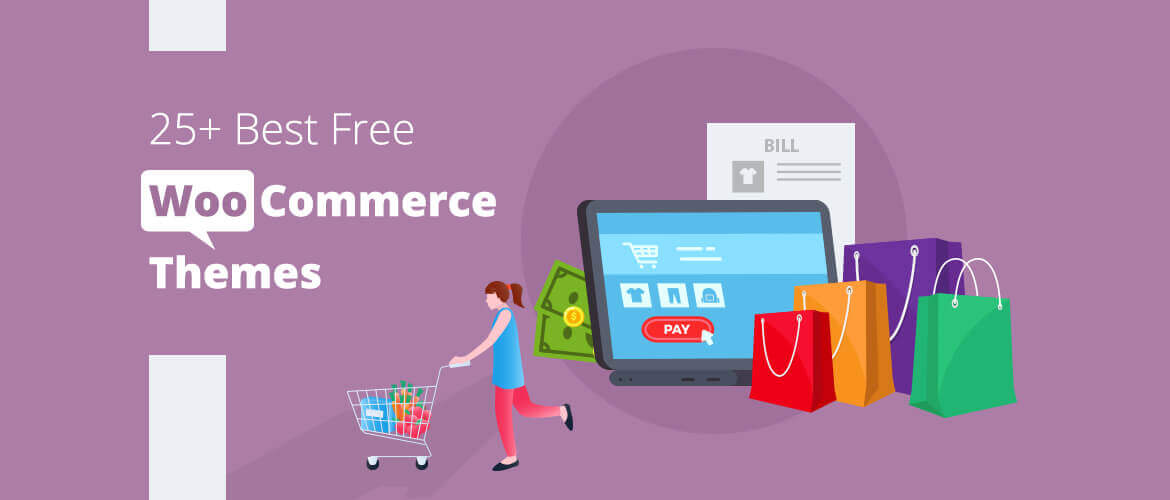 25 Best Free WooCommerce Themes