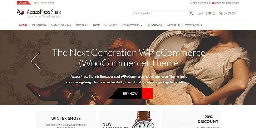 accesspress-free-wordpress-theme