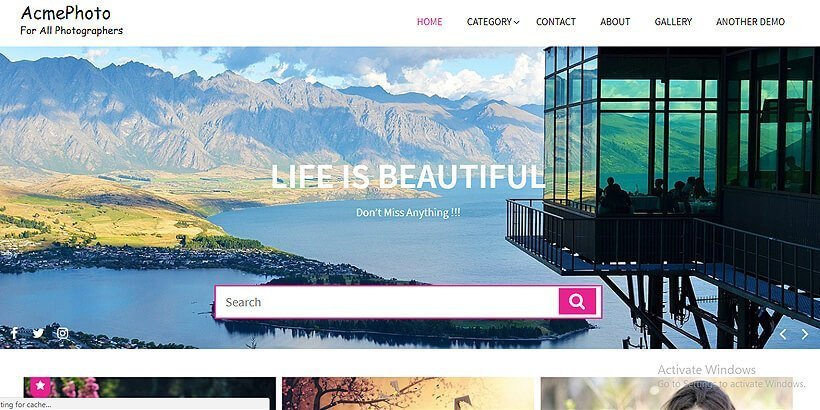 acmephoto-free-wordpress-theme