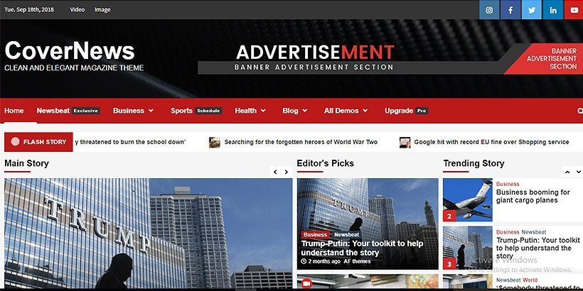 covernews-free-wordpress-theme