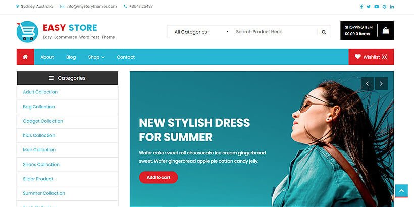 easy-store-free-wordpress-theme