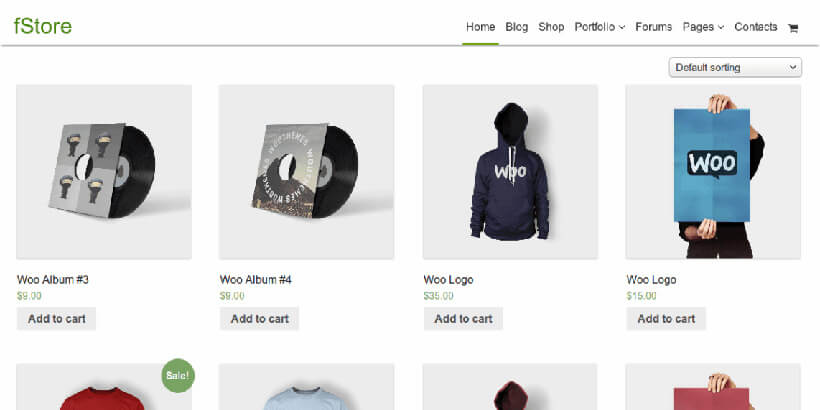 fstore-free-woocommerce-themes