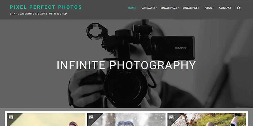 infinite-free-wordpress-theme