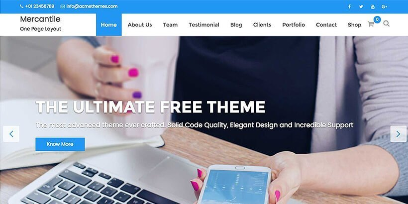 mercantile-free-wordpress-theme