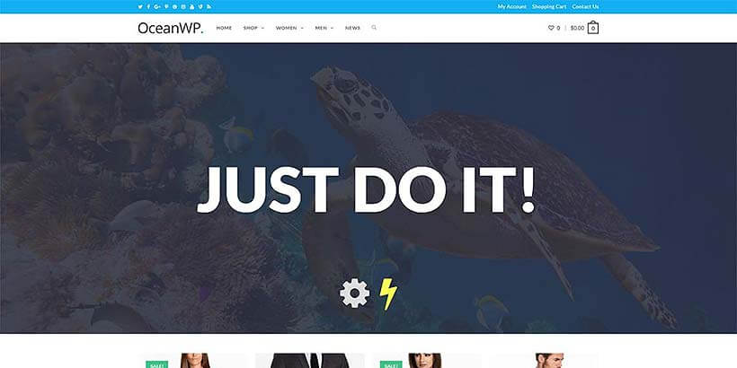 oceanwp-free-woocommerce-themes
