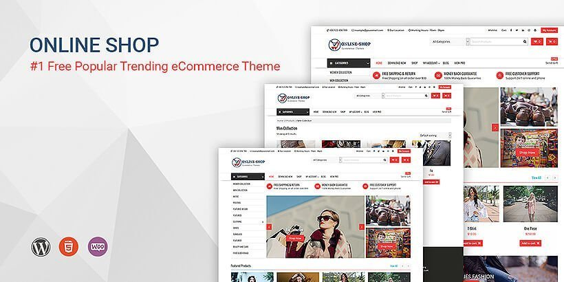 online-shop-free-wordpress-theme