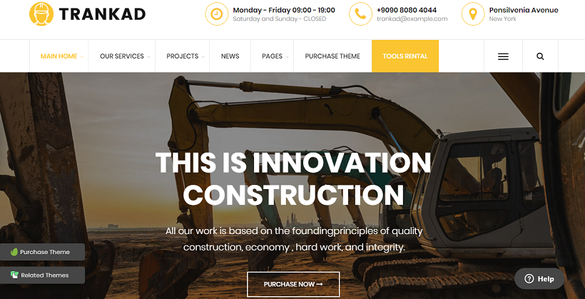 trankad-construction-wordpress-theme