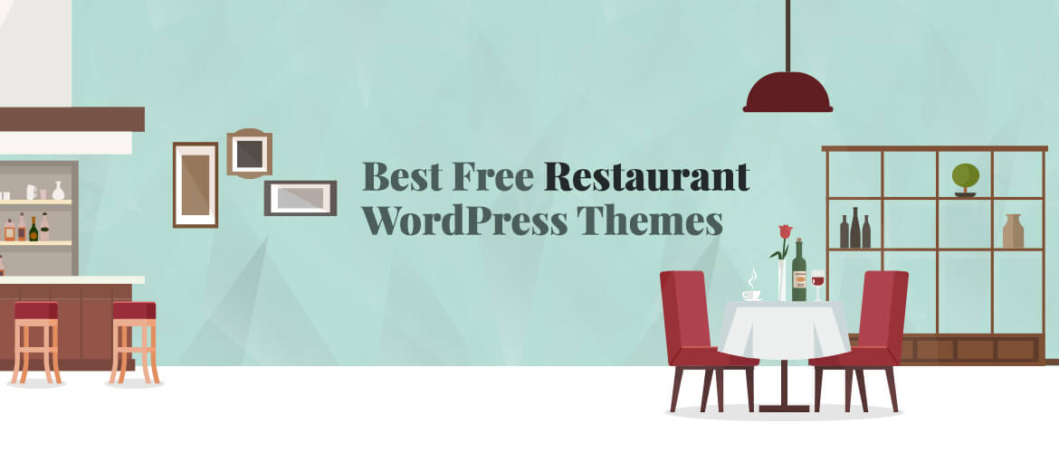 best free restaurant worpress themes