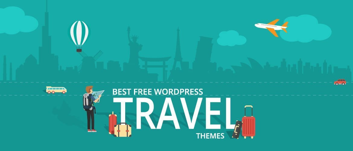 best free wordpress travel themes