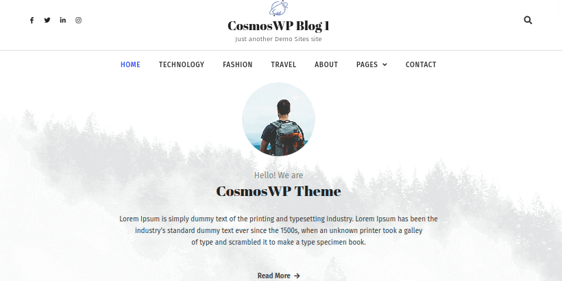 cosmoswp-blog-free-dynamic-powerful-wordpress-theme