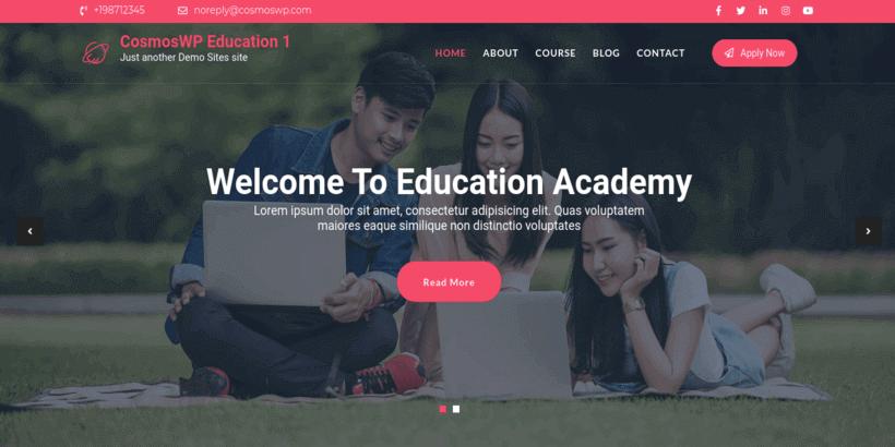 cosmoswp-education-free-wordpress-theme
