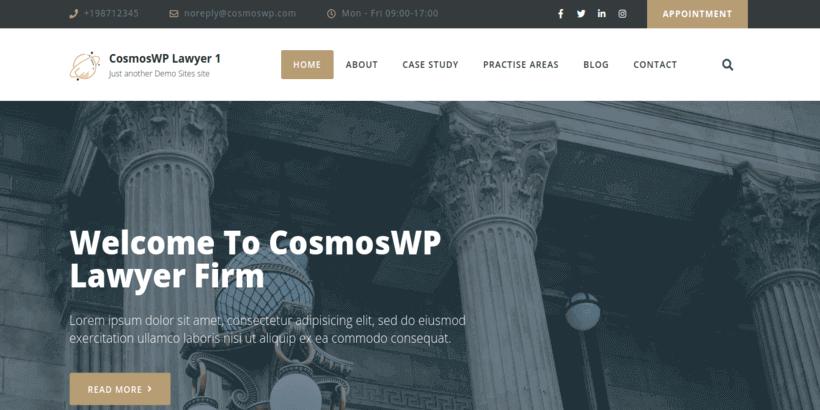 cosmoswp-best-free-lawyer-wordpress-theme