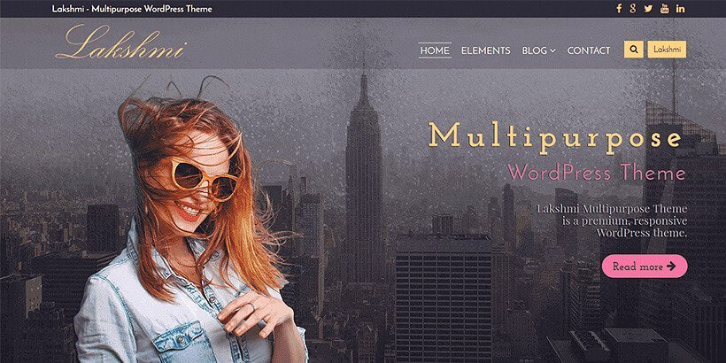 lakshmi-free-event-wordpress-themes