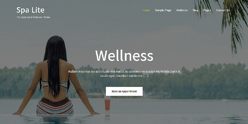 spalite free beauty wordpress themes