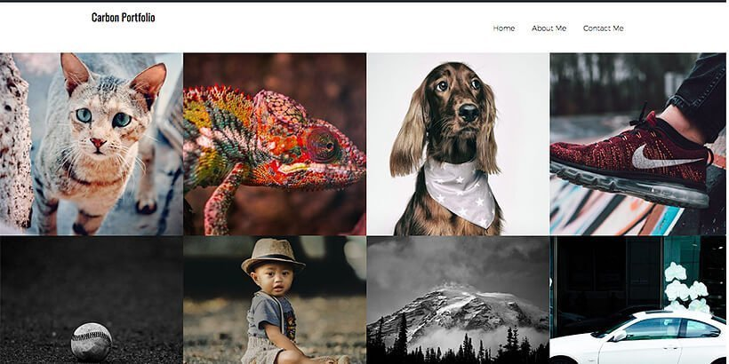 thumbs free portfolio wordpress themes