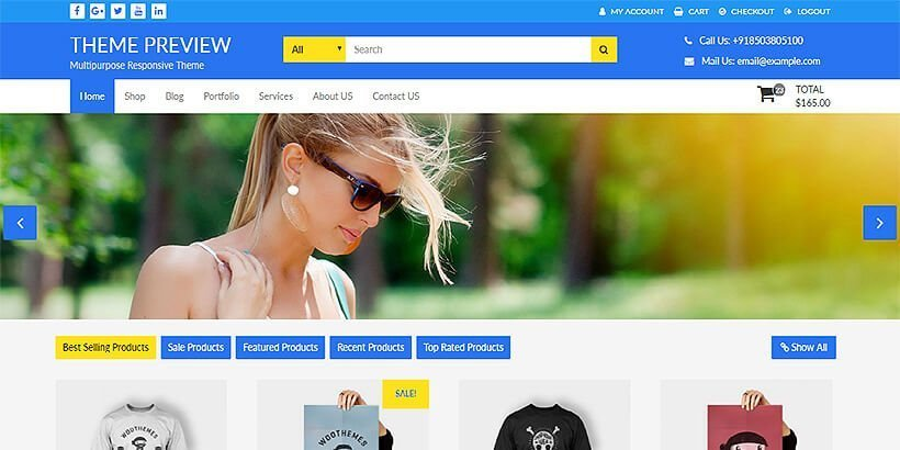 storeone best woocommerce themes
