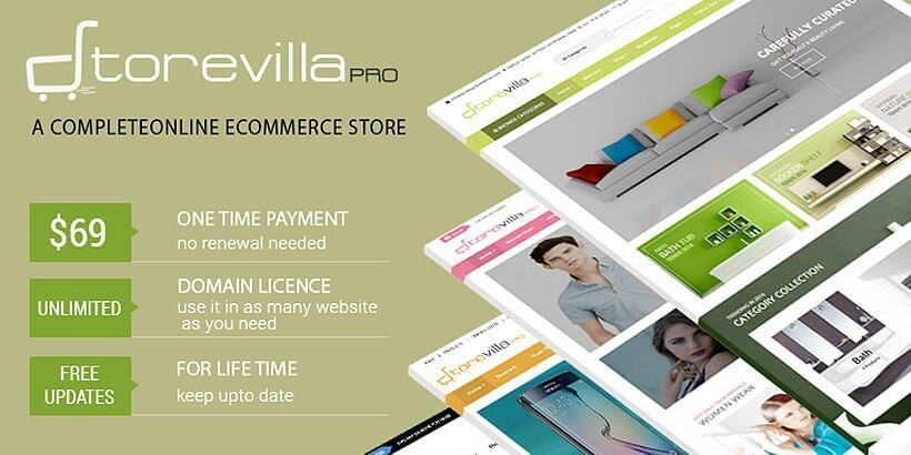 storevillapro best woocommerce themes