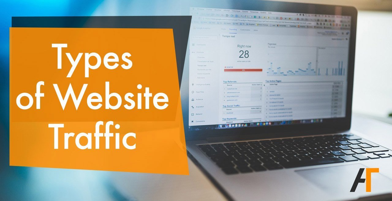 types of website traffic