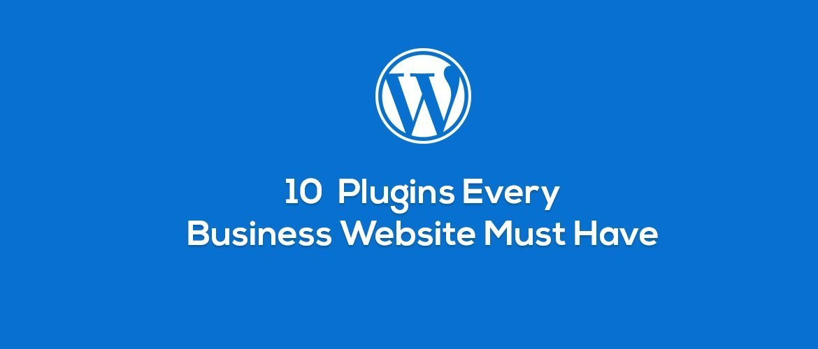10 important wordpress plugins