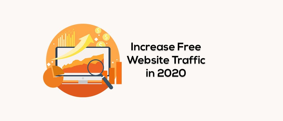 increase free traffic on website