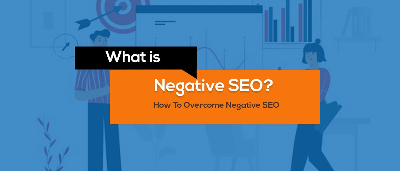 guide to negative SEO