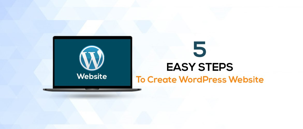 how to create wordpress website