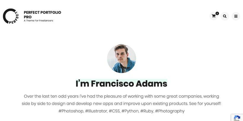 Perferct-Portfolio-Pro-WordPress-Theme