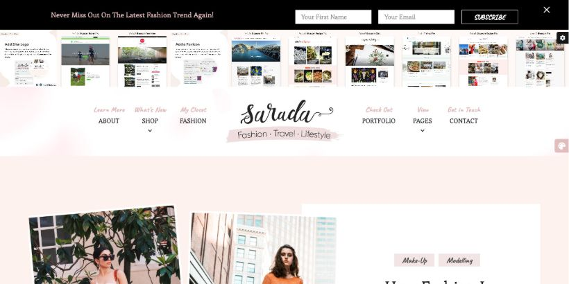 Sarada-Fashion-Travel-Lifestyle-WordPress-Theme