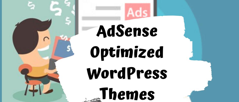 best-adsense-optimized-wordpress-themes