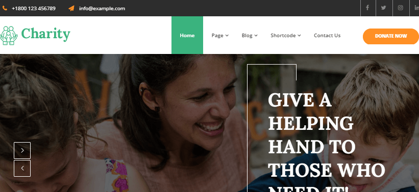 lz-charity-welfare-free-wordpress-theme
