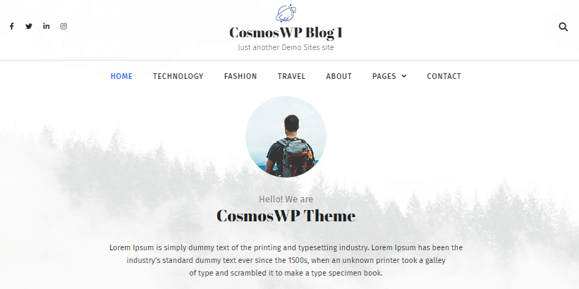 cosmoswp-blog-writers-wordpress-theme
