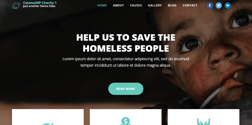 cosmoswp-charity-free-wordpress-theme