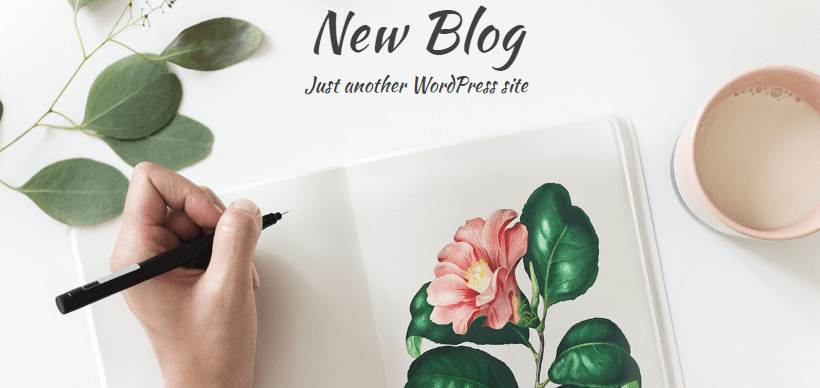 newblog-free-wordpress-theme