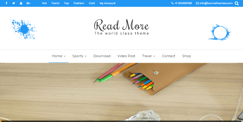 readmore-free-wordpress-theme-for-writers-authors