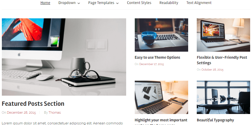 chronus-fast-free-lightweight-minimal-wordpress-theme