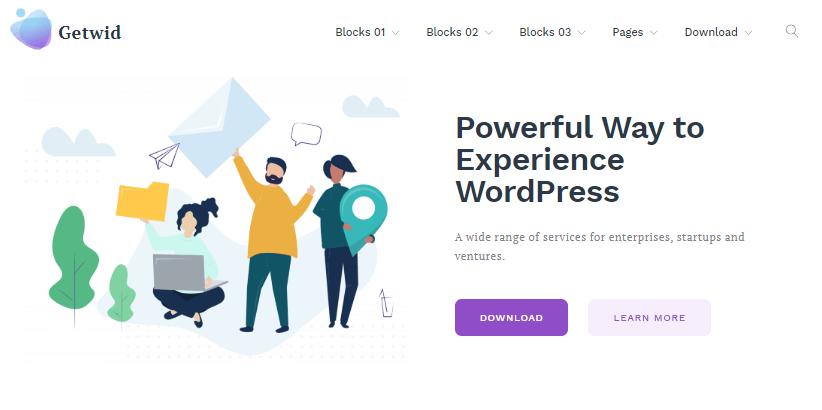 getwid-gutenberg-free-wordpress-theme