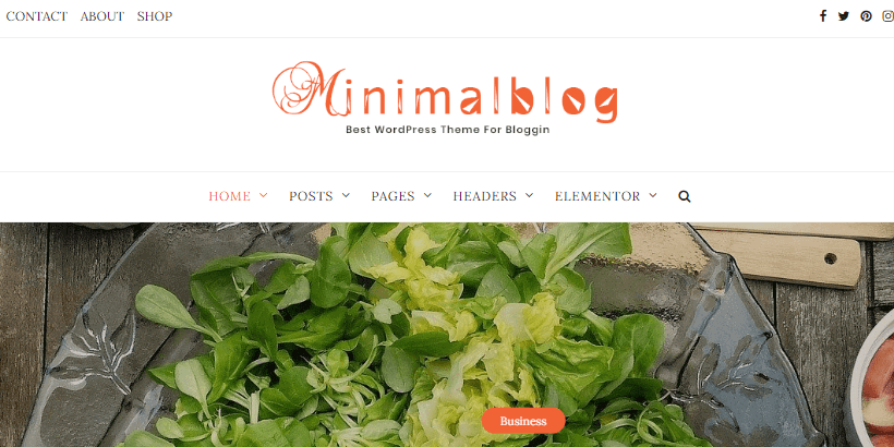 minimal-blog-personal-blog-free-wordpress-theme