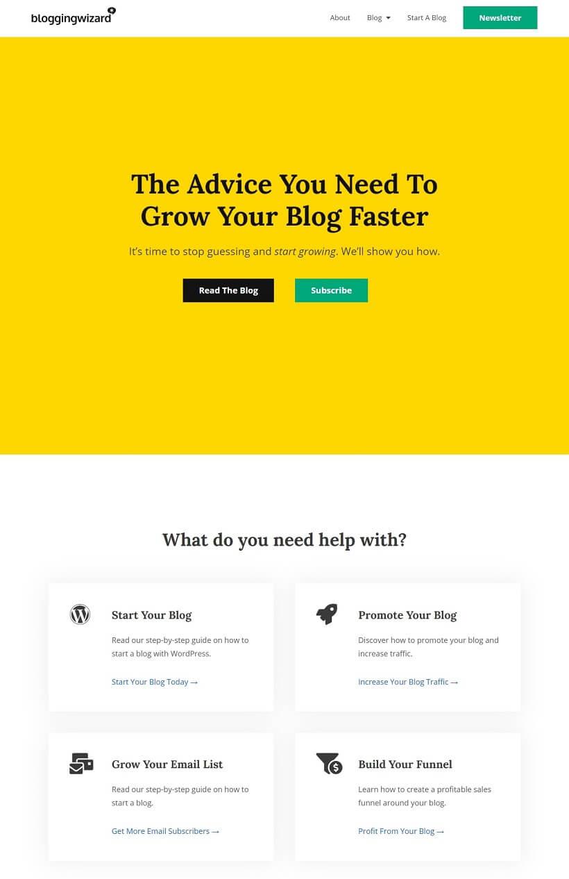 bloggingwizard-blog-example-of-wpastra-pro-wordpress-theme