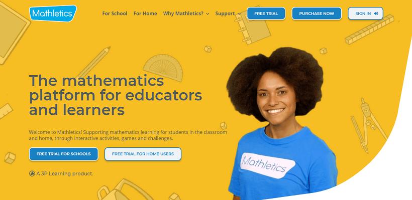 mathletics-website-avada-site-example