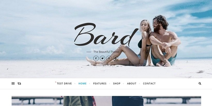 bard-free-wordpress-theme