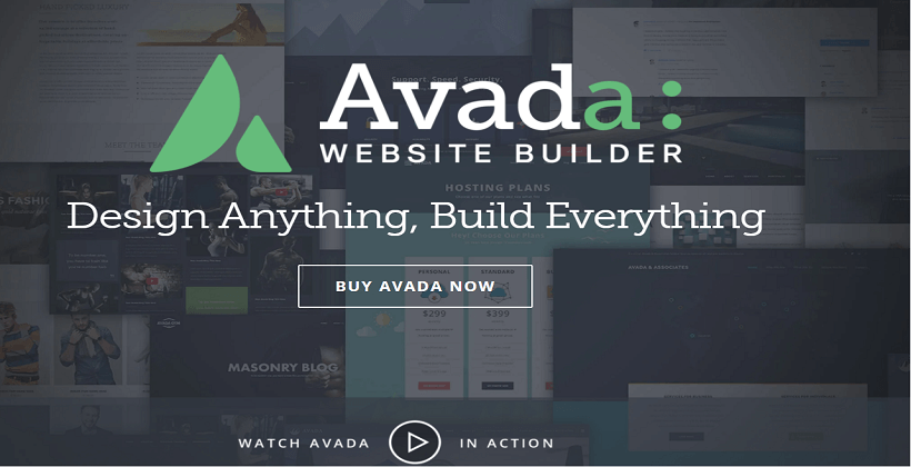 Avada- Best WordPress theme for tech blog (1)