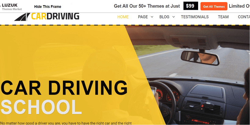 Chalak-Driving-School-Free-WordPress-Theme-for-online-courses