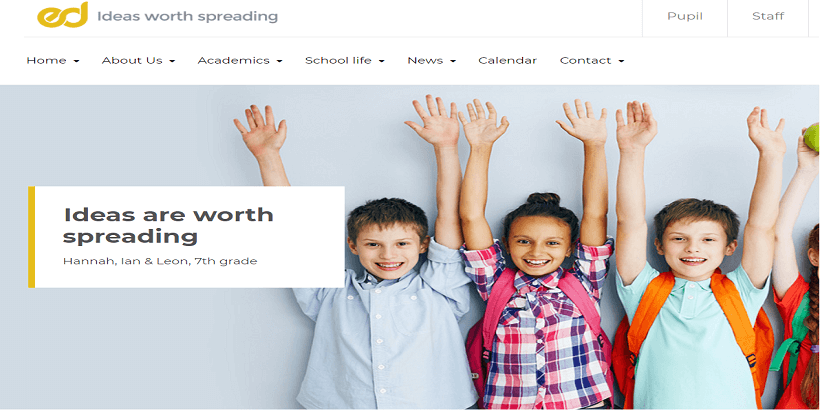 Ed-school -WordPress-Theme-for-online-courses