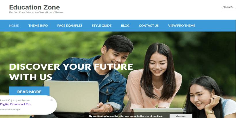 Education-Zone-Free-WordPress-theme-for-Online-Courses