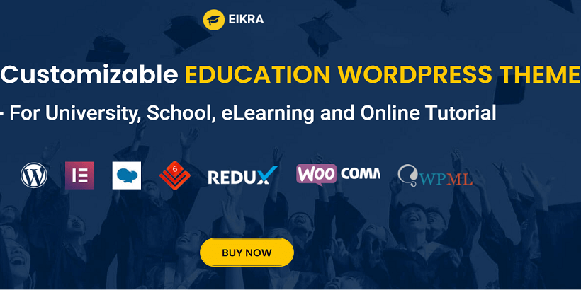 Eikra-WordPress-Theme-for-online-courses