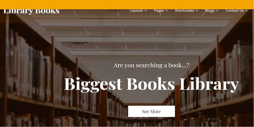 Library-Books-Free-WordPress-Theme-for-online-courses