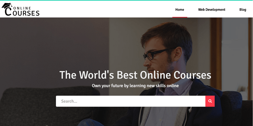 Online-Courses-Free-WordPress-Theme-for-online-courses