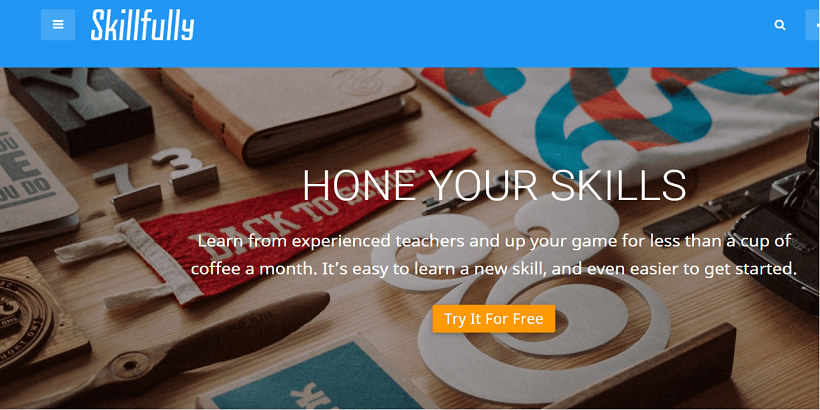 Skillfully-Best-WordPress-Theme-for-online-courses