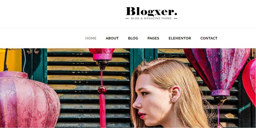 Blogxer-Best-WordPress-theme-for-parenting-blogs